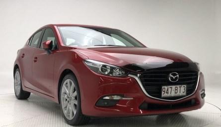 2017  Mazda 3 Sp25 Hatchback