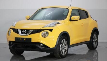2016  Nissan JUKE St Hatchback