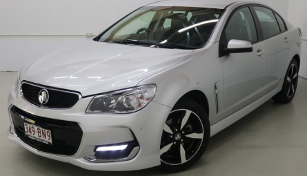 2017  Holden Commodore Sv6 Sedan