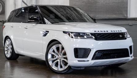 2019  Land Rover Range Rover Sport Sdv6 Hse Dynamic Wagon