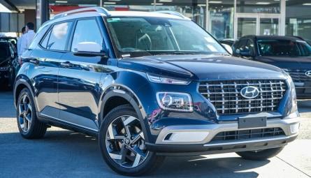 2021  Hyundai Venue Elite Wagon