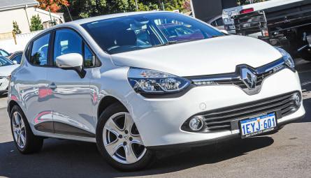 2016  Renault Clio Expression Hatchback