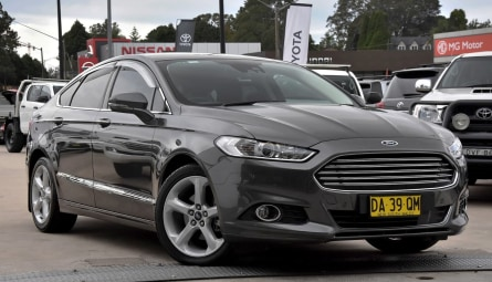 2018 Ford Mondeo Trend Wagon