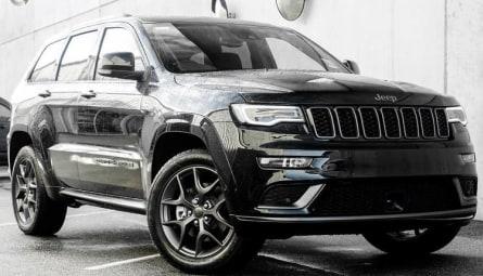 2020 Jeep Grand Cherokee S-Limited Wagon