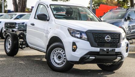 2021  Nissan Navara Sl Cab Chassis Single Cab