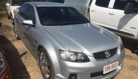 2010 Holden Commodore SS V Sedan