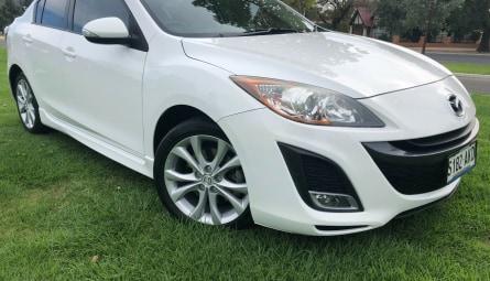 2010  Mazda 3 Sp25 Sedan