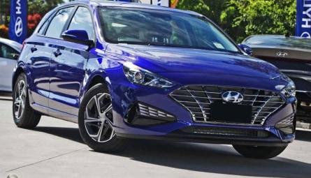 2021  Hyundai i30Hatchback