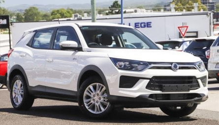 2020 SsangYong Korando EX Wagon
