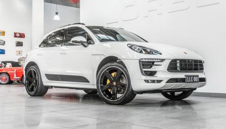 2015  Porsche Macan S Diesel Wagon