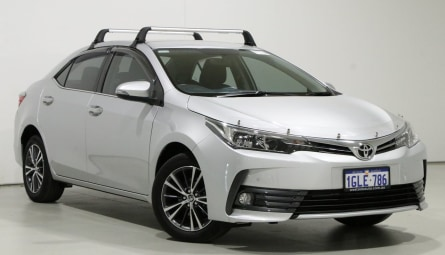 2017  Toyota Corolla Ascent Sedan