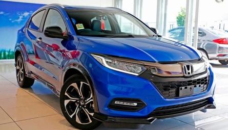 2021  Honda HR-V Rs Hatchback