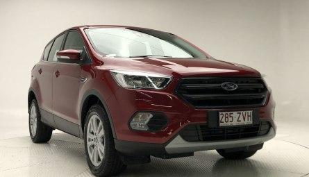 2019  Ford Escape Ambiente Wagon