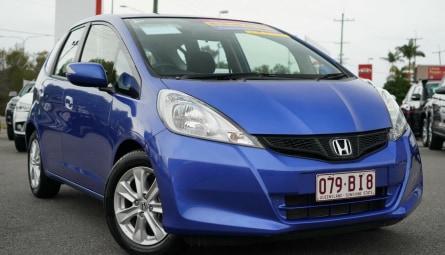 2013  Honda Jazz Vibe-s Hatchback
