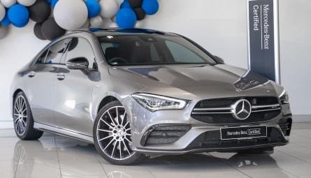 2020  Mercedes-Benz Cla-class Cla35 Amg Coupe