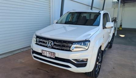 2018  Volkswagen Amarok Tdi550 Ultimate Utility Dual Cab