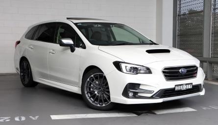 2017  Subaru Levorg 2.0 Sti Sport Wagon