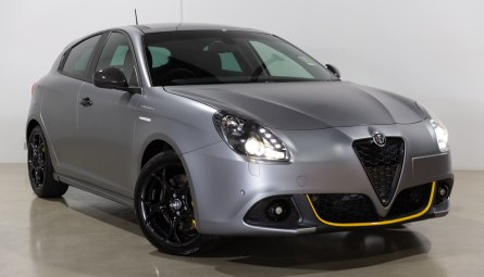 2020  Alfa Romeo Giulietta Edizione Finale Hatchback