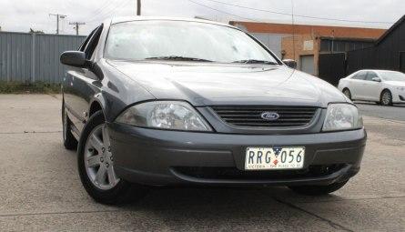 2002 Ford Falcon SR Forte Sedan