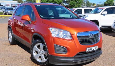 2015 Holden Trax Active Wagon