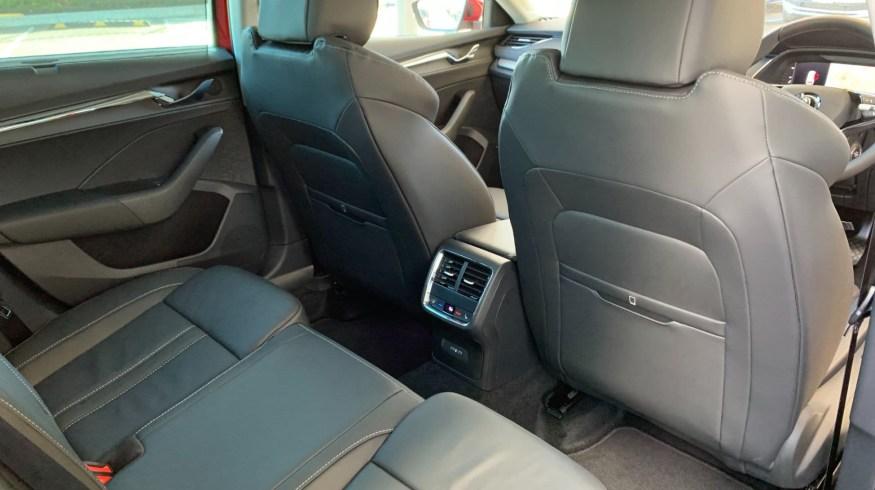 Demo 2021 Red Skoda Octavia 110tsi Style Wagon for sale in ...