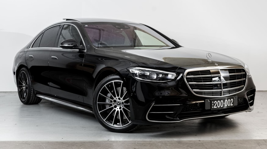 Demo 2021 Black Mercedes-benz S-class S450 Sedan for sale in Waitara, NSW