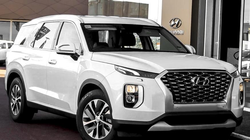 New 2021 White Hyundai PalisadeWagon for sale in Maddington, WA