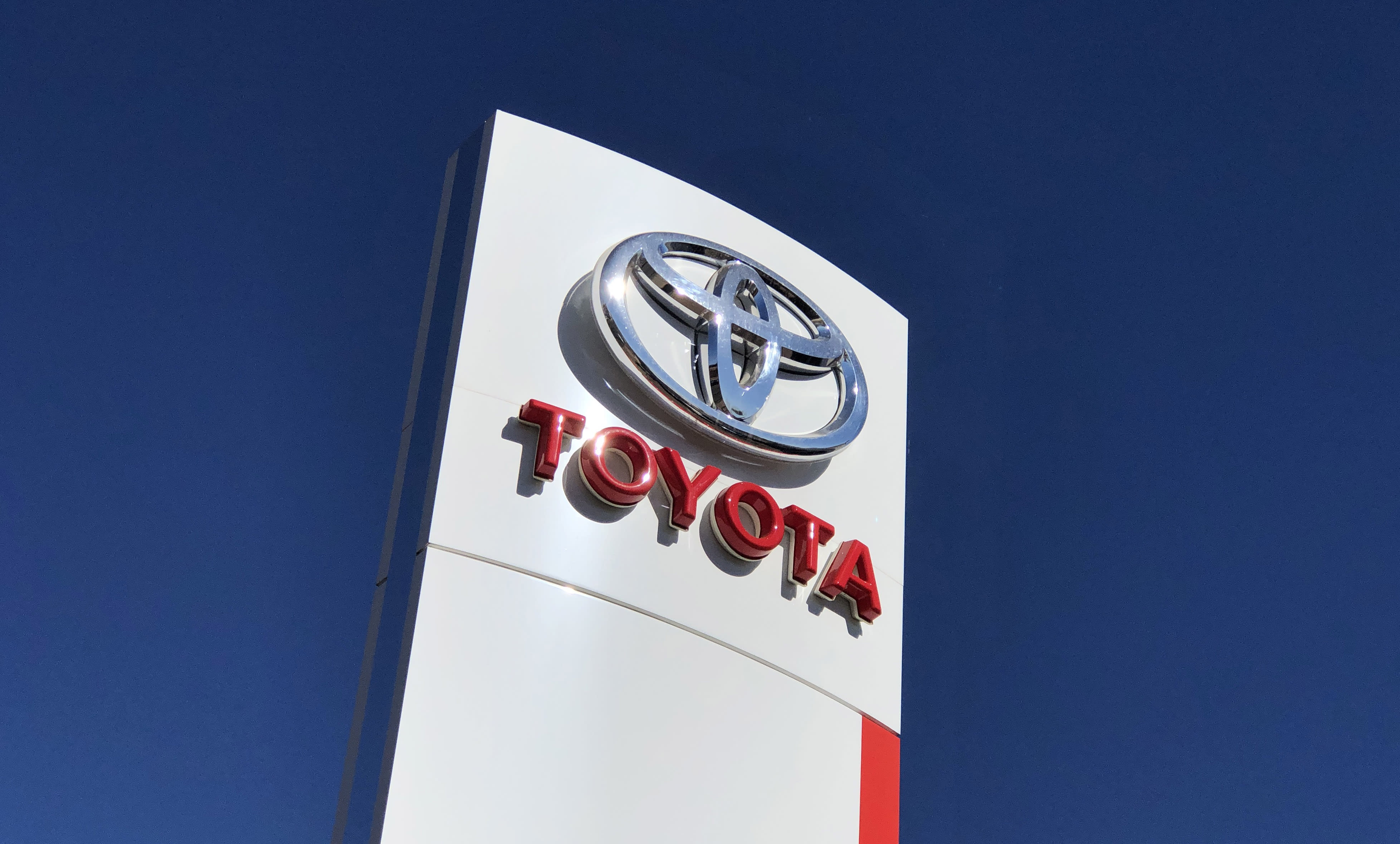 Toyota's warning to Apple about future electric cars