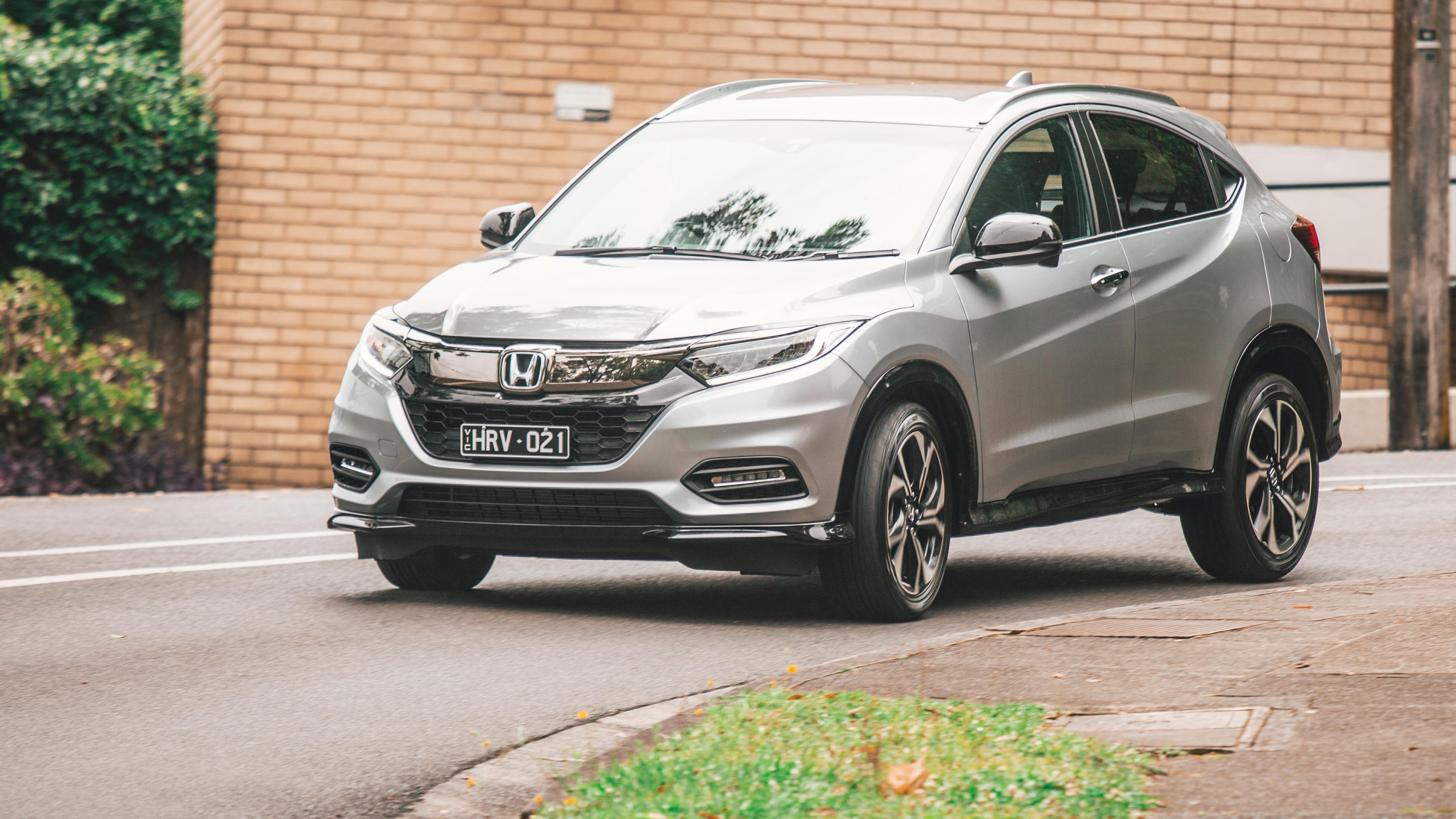 2021 Honda HR-V RS review