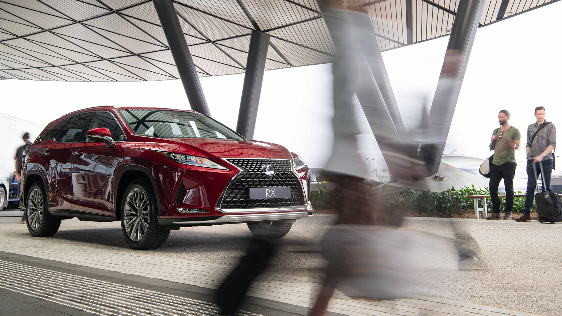Lexus extends its On Demand program to New Zealand