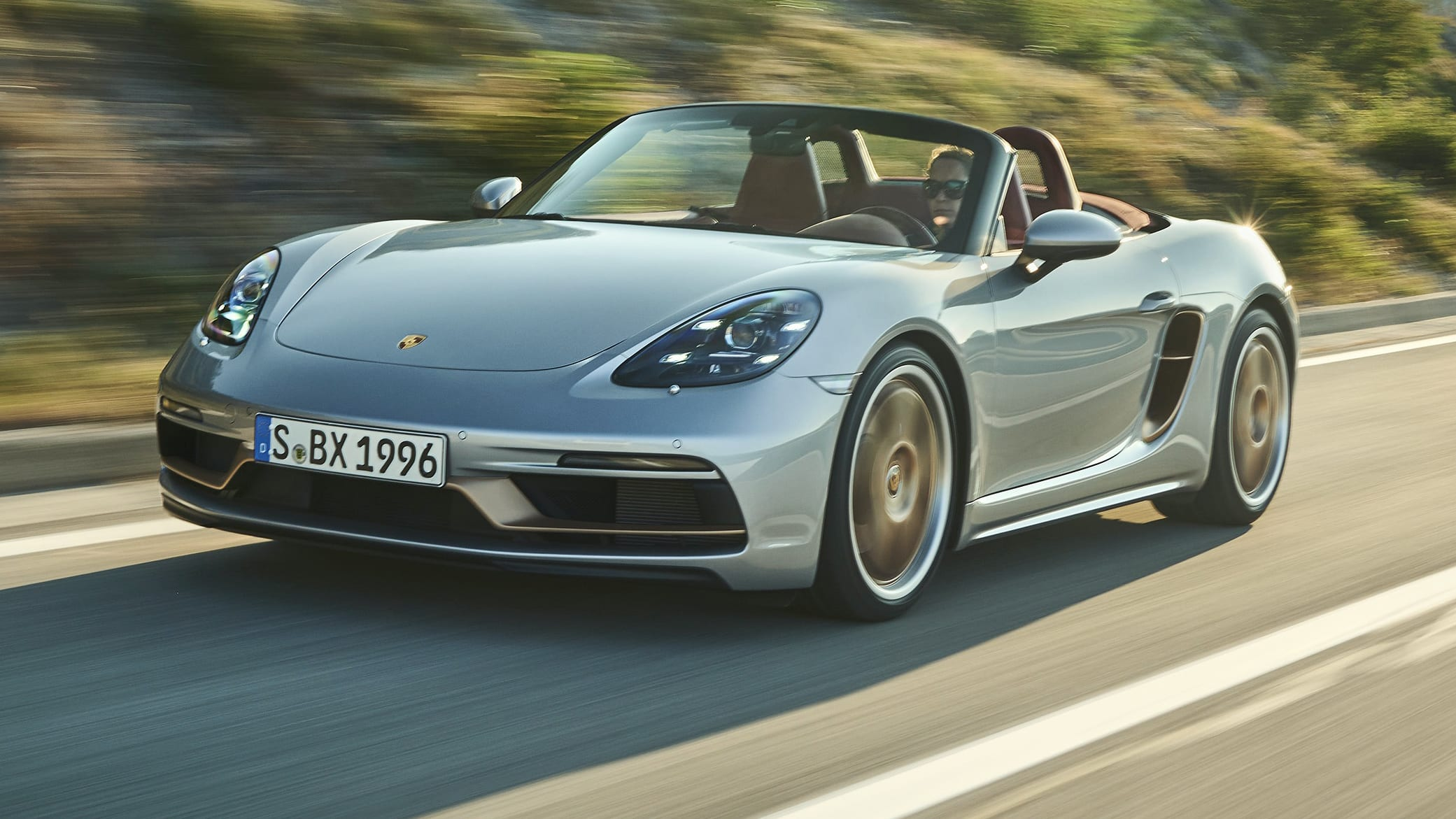 2021 Porsche Boxster 25 Years launched as limited-edition