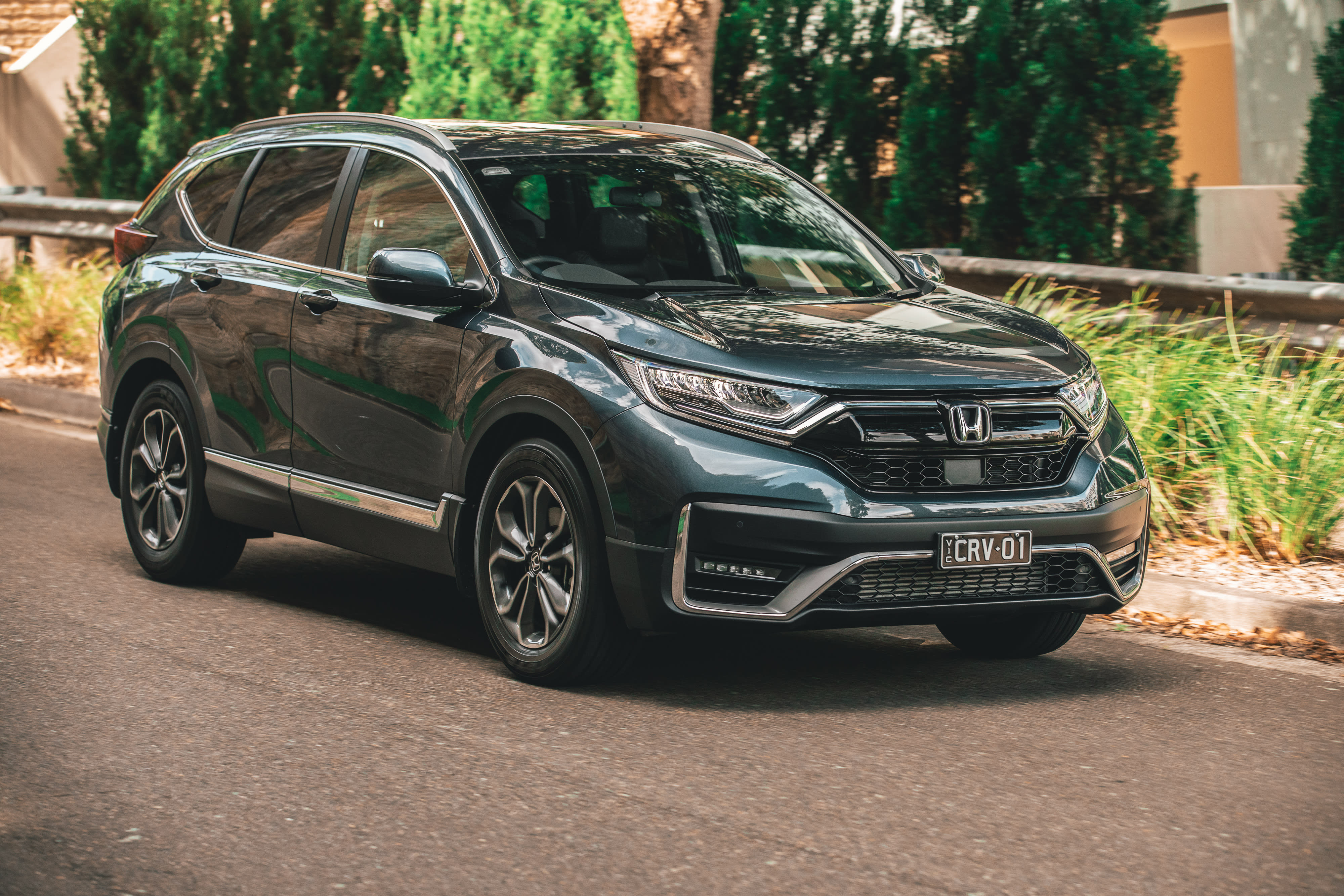 2021 Honda CR-V VTi L7 review