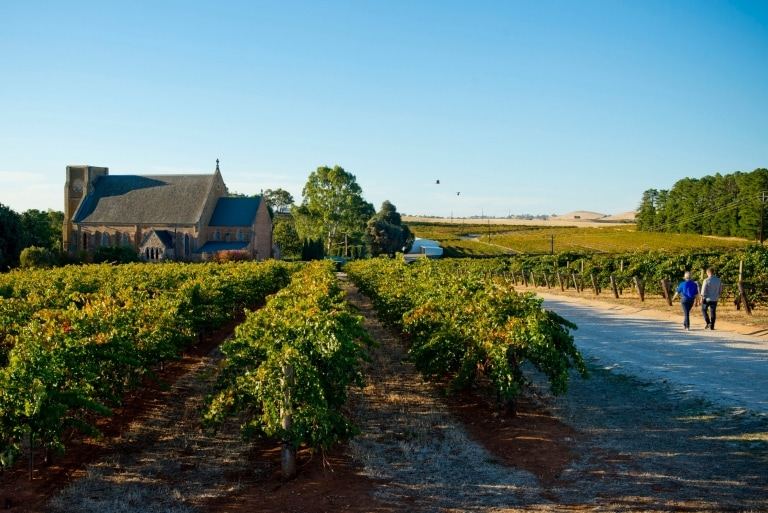 Five easy day trips from Adelaide for food and wine lovers