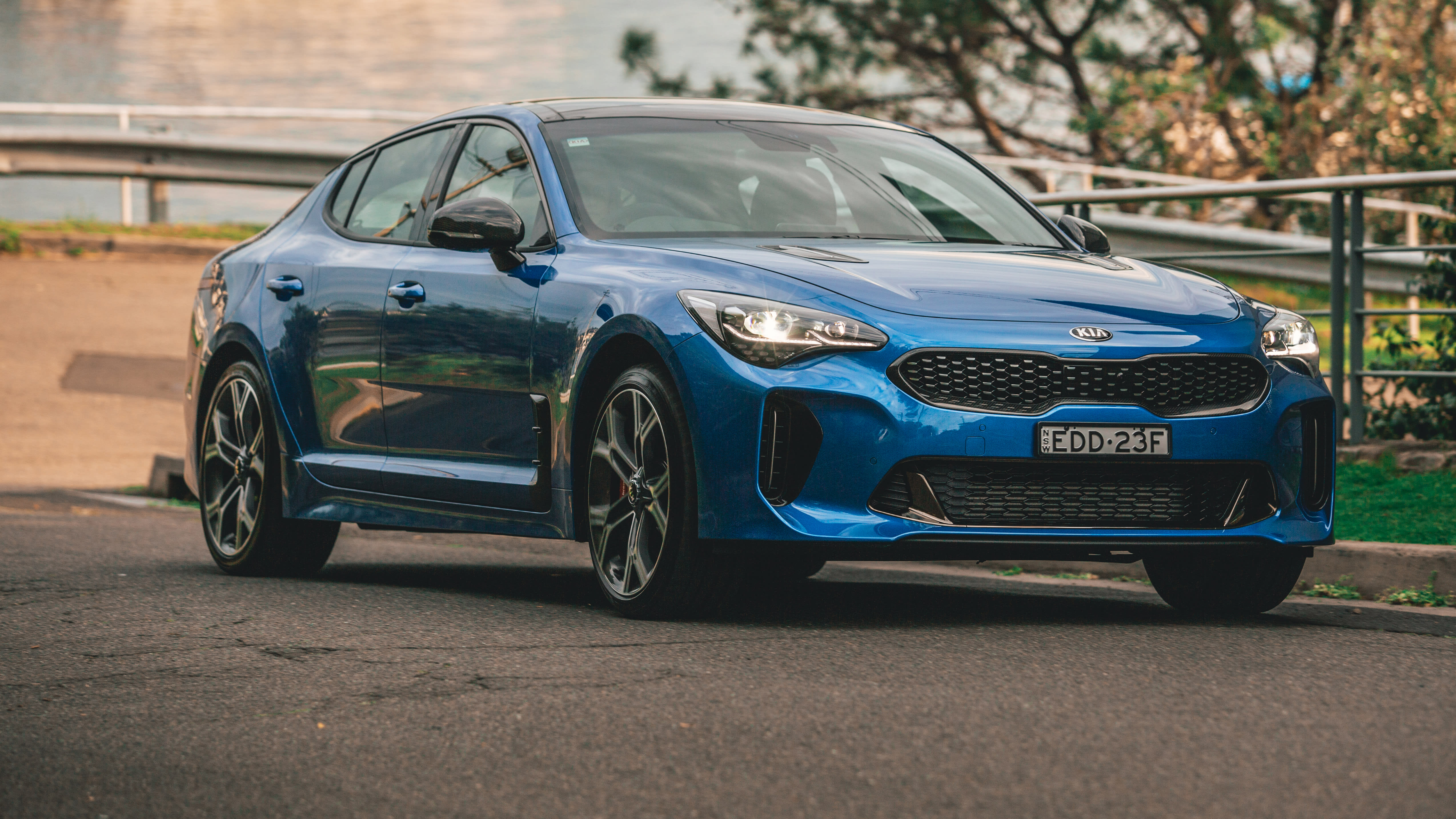 2020 Kia Stinger recalled with fuel pump fault