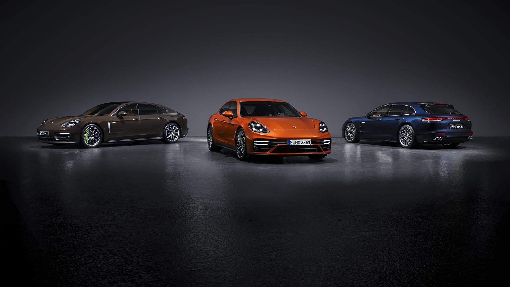 2021 Porsche Panamera revealed: More power, less money