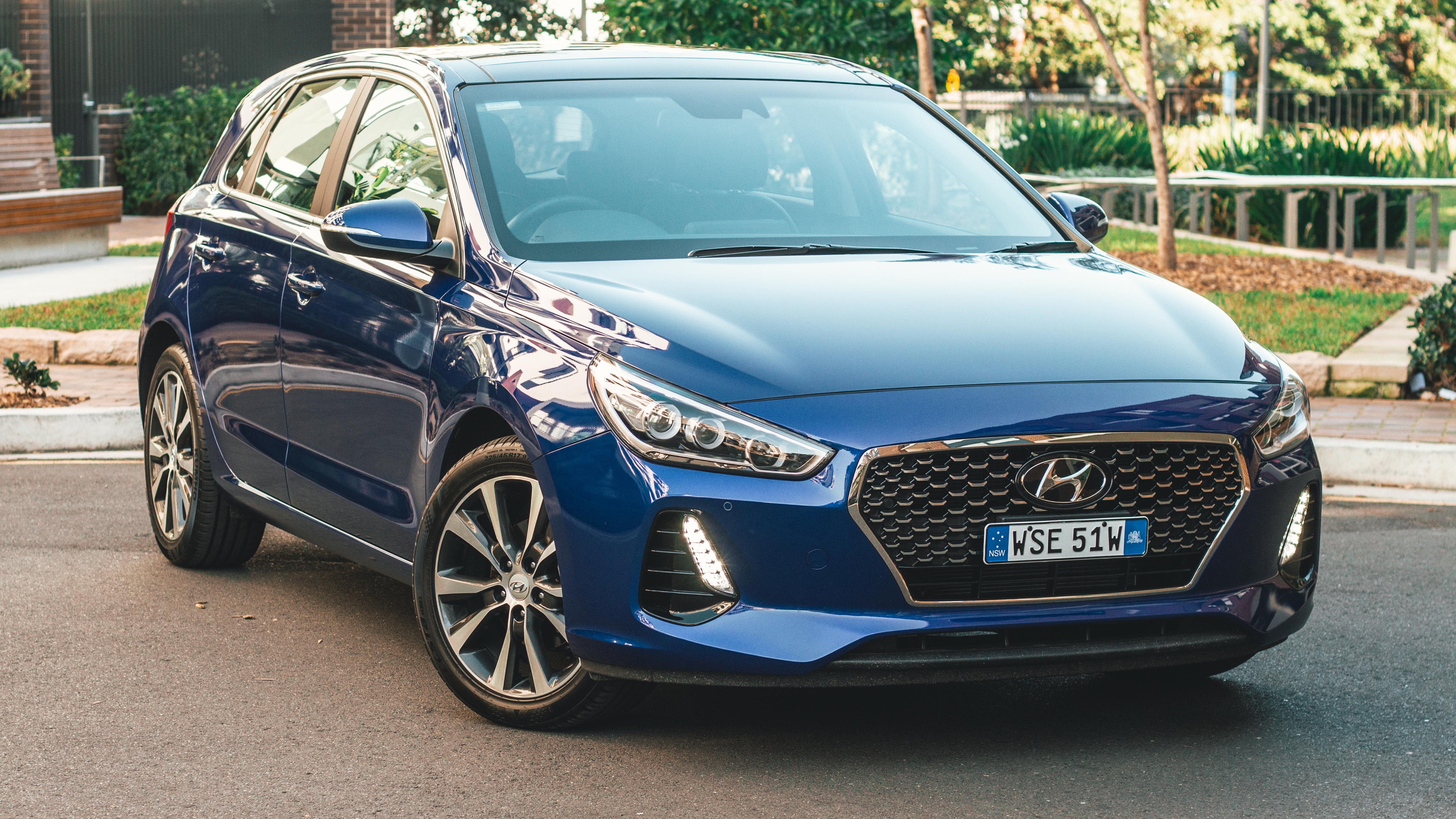 2020 Hyundai i30 Premium review