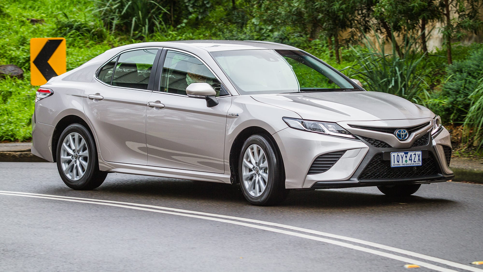 2020 Toyota Camry hybrid review: Ascent Sport