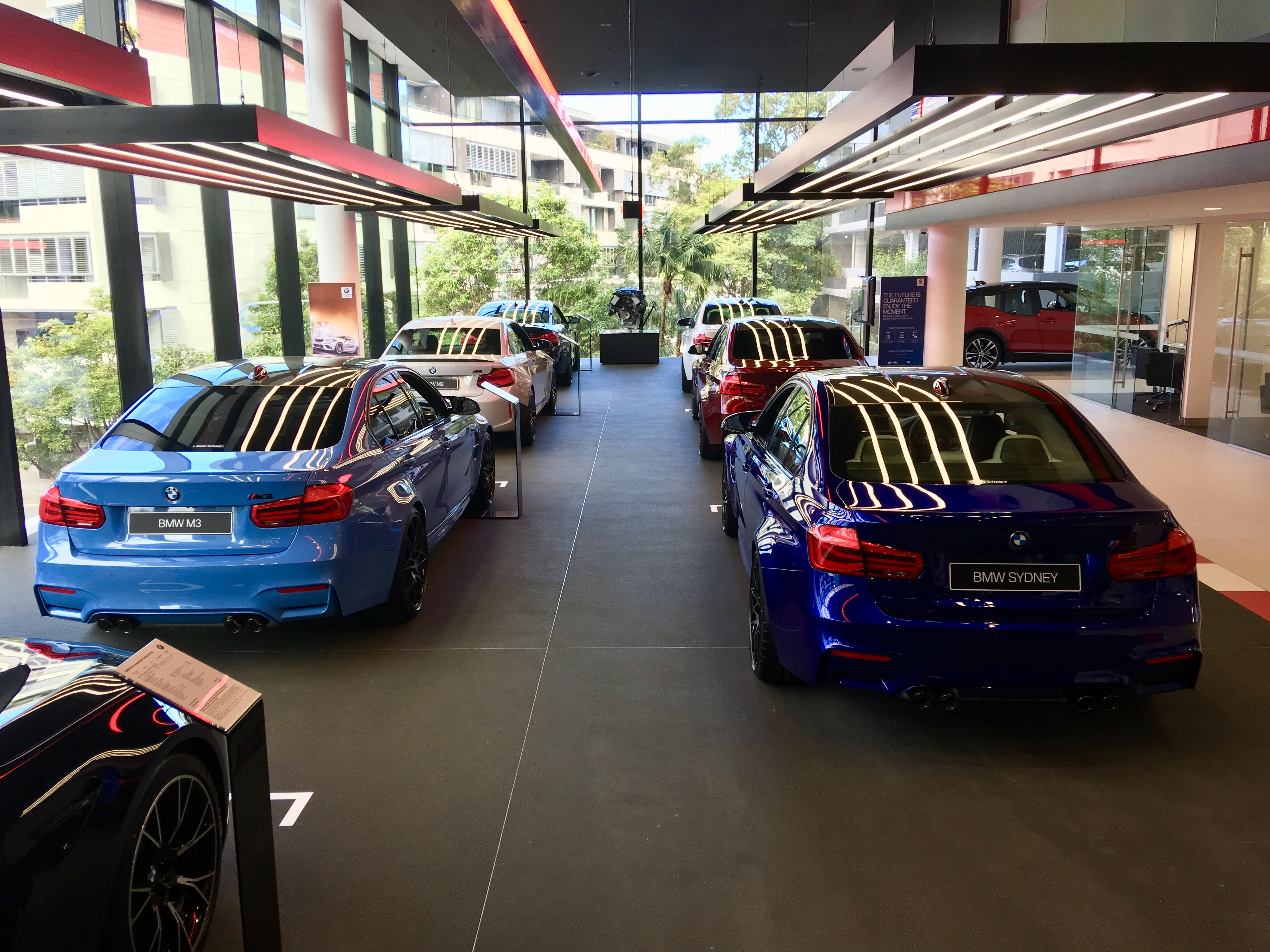Widespread price reductions with new Luxury Car Tax threshold, but not from BMW