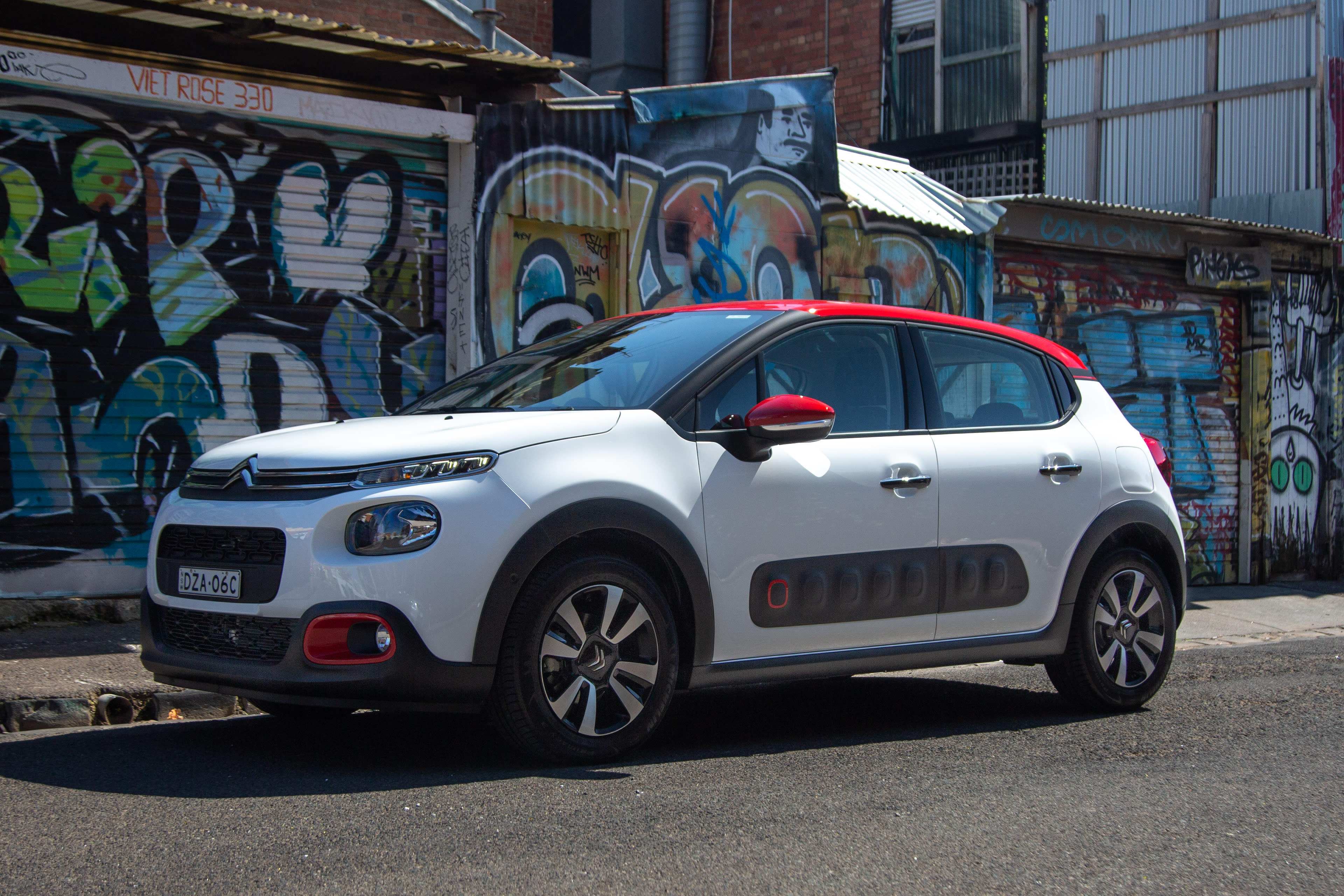 2020 Citroen C3 Shine review