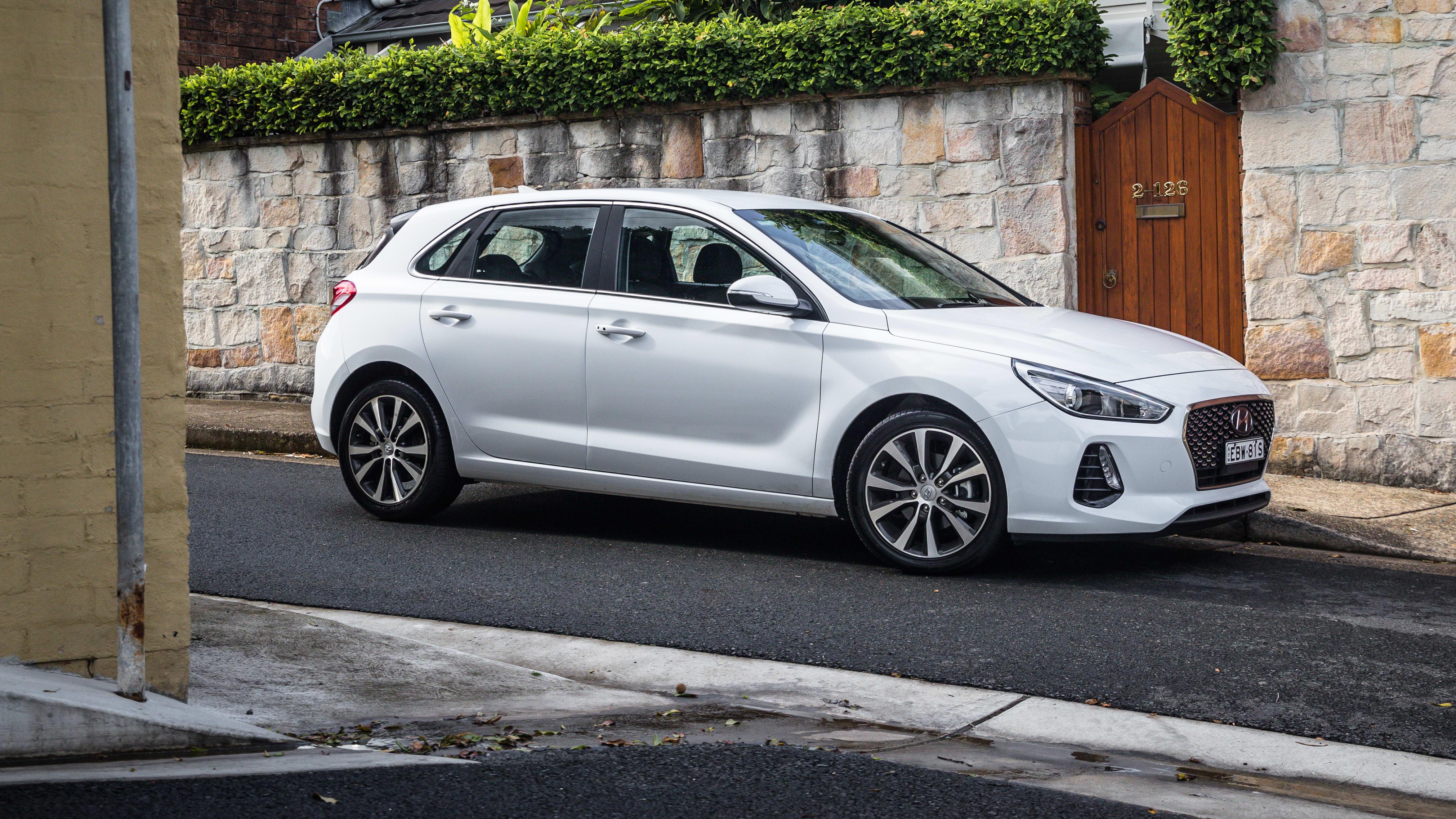 2020 Hyundai i30 Elite review