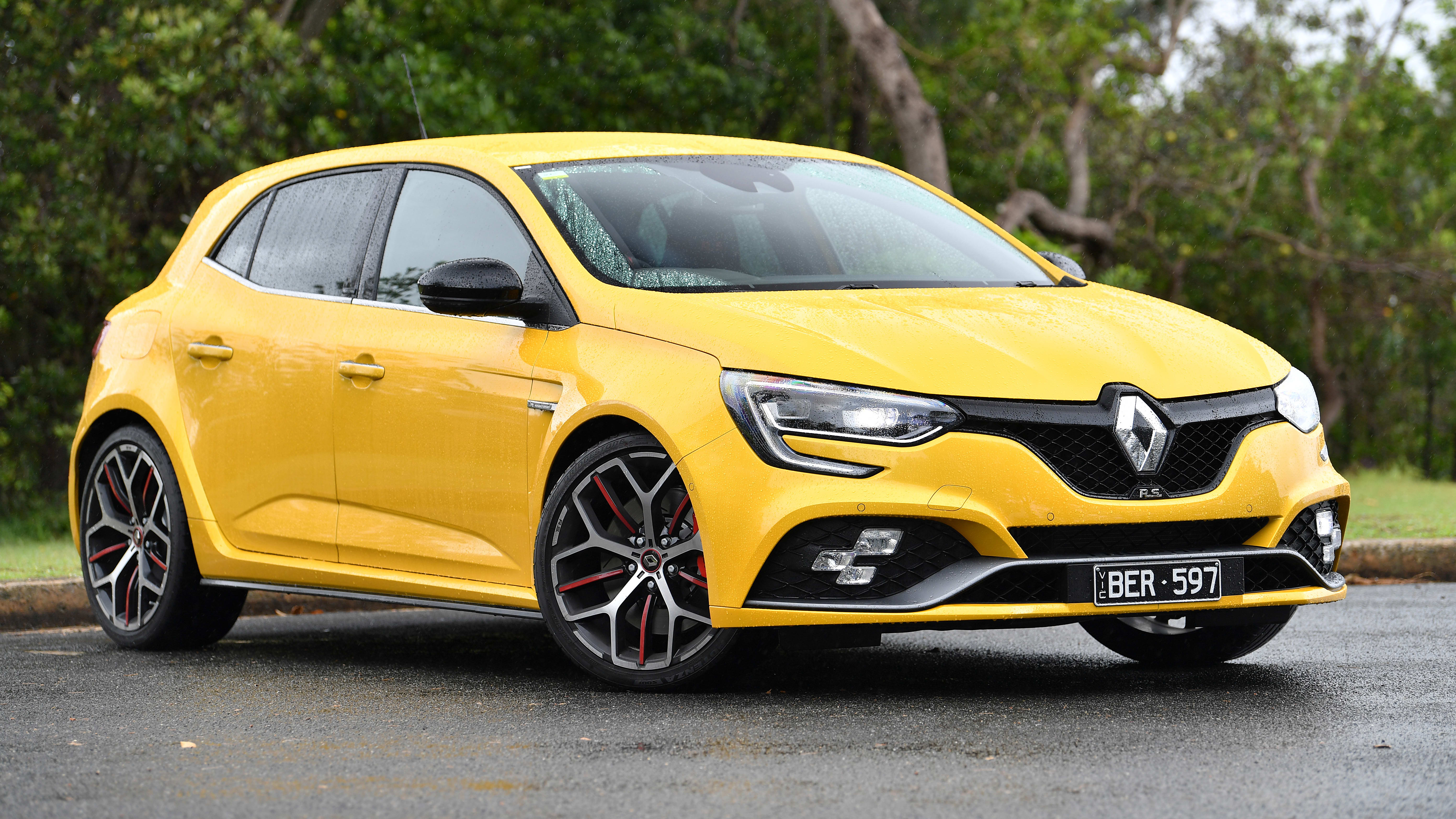 2020 Renault Megane RS Trophy automatic review