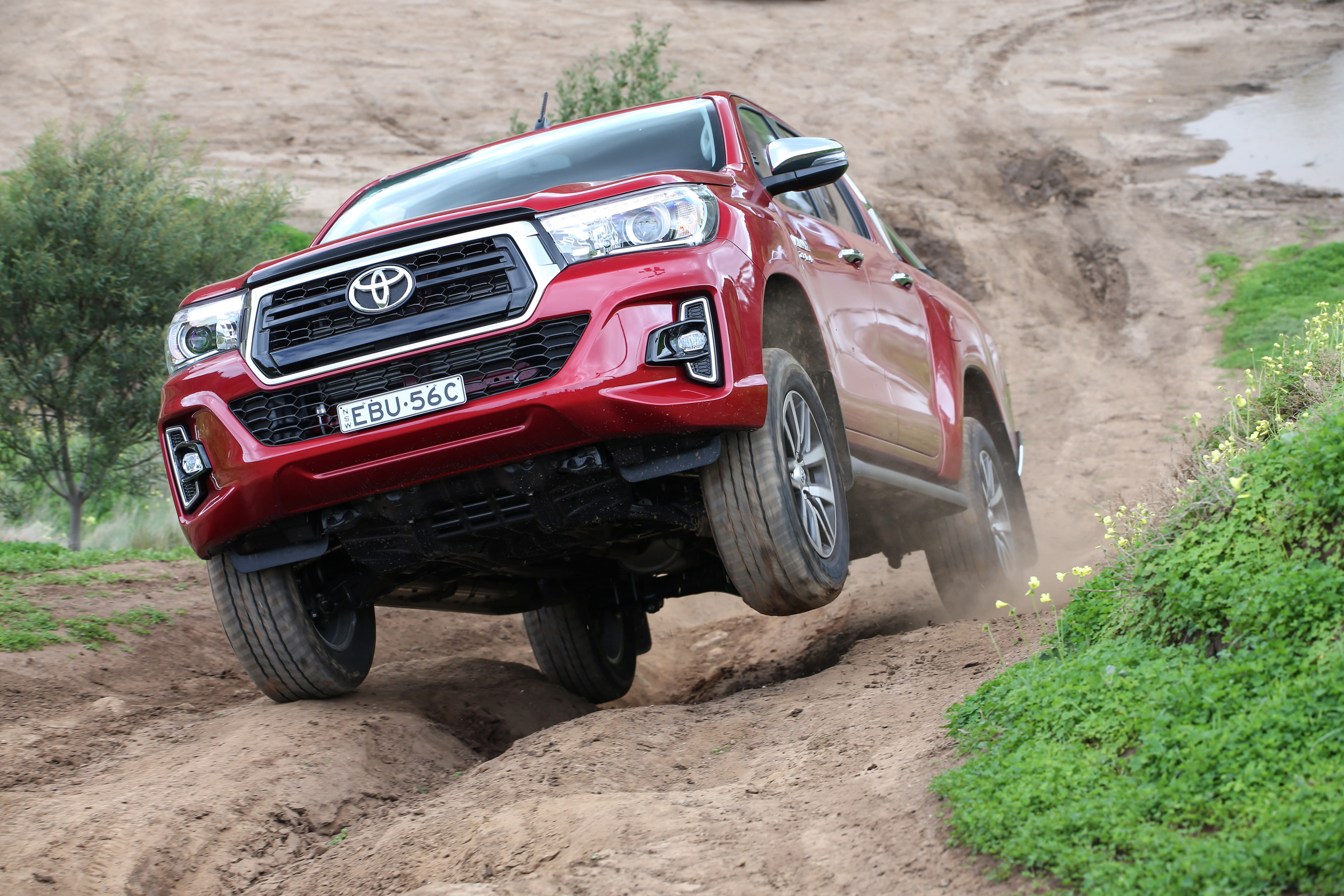 Updated Toyota HiLux due in July, 2.8 turbo diesel likely to get a power boost