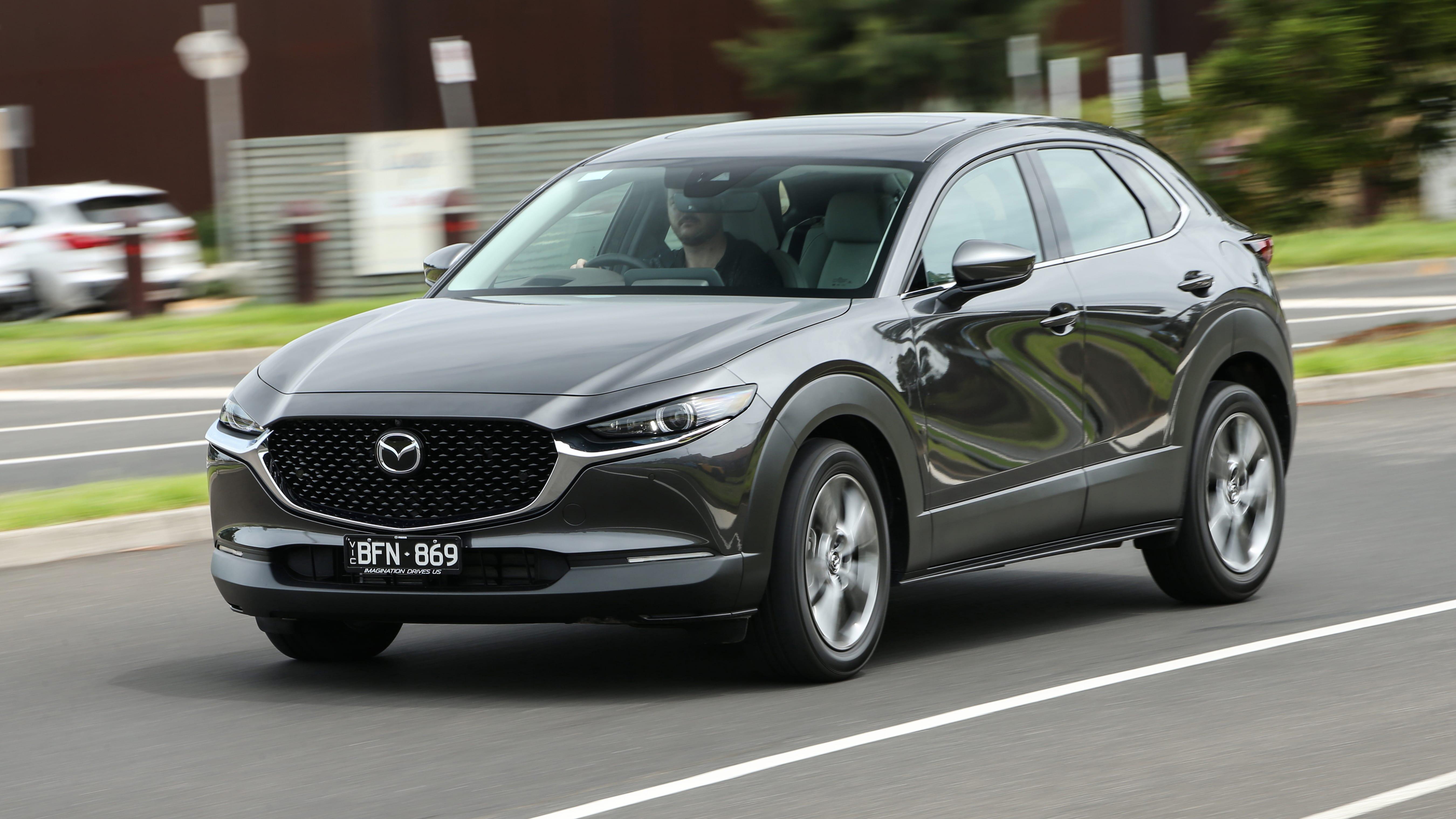2020 Mazda CX-30 review: G25 Astina FWD