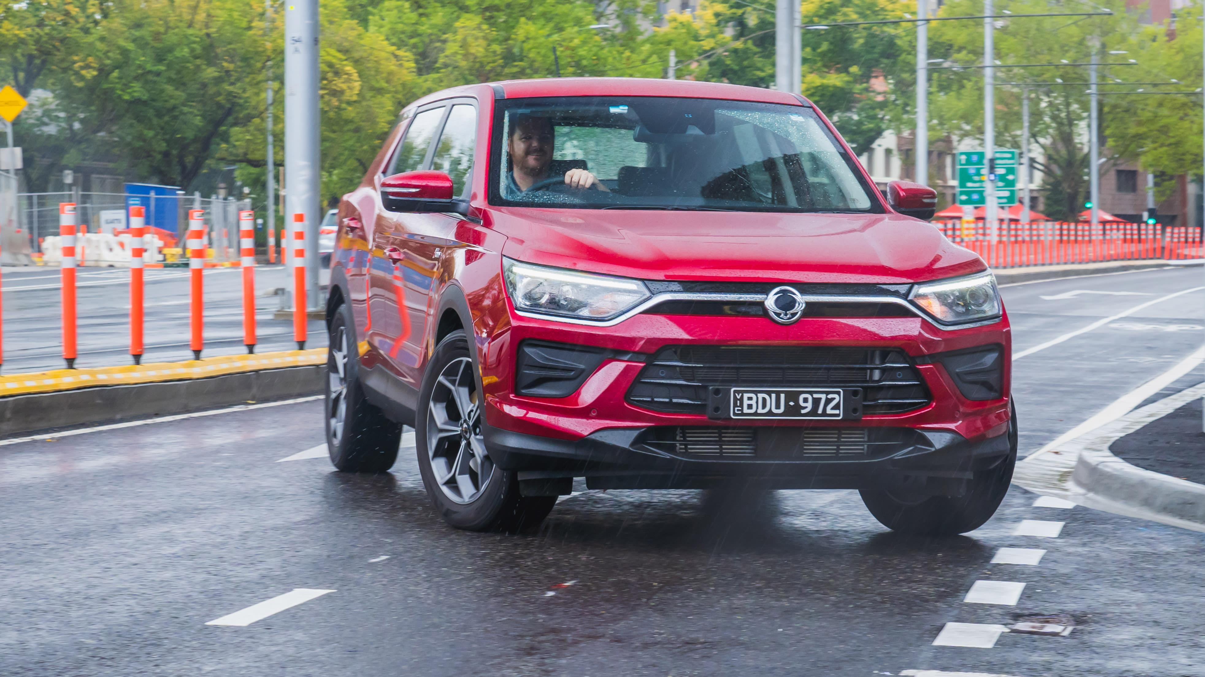 2020 Ssangyong Korando ELX 1.5T petrol review