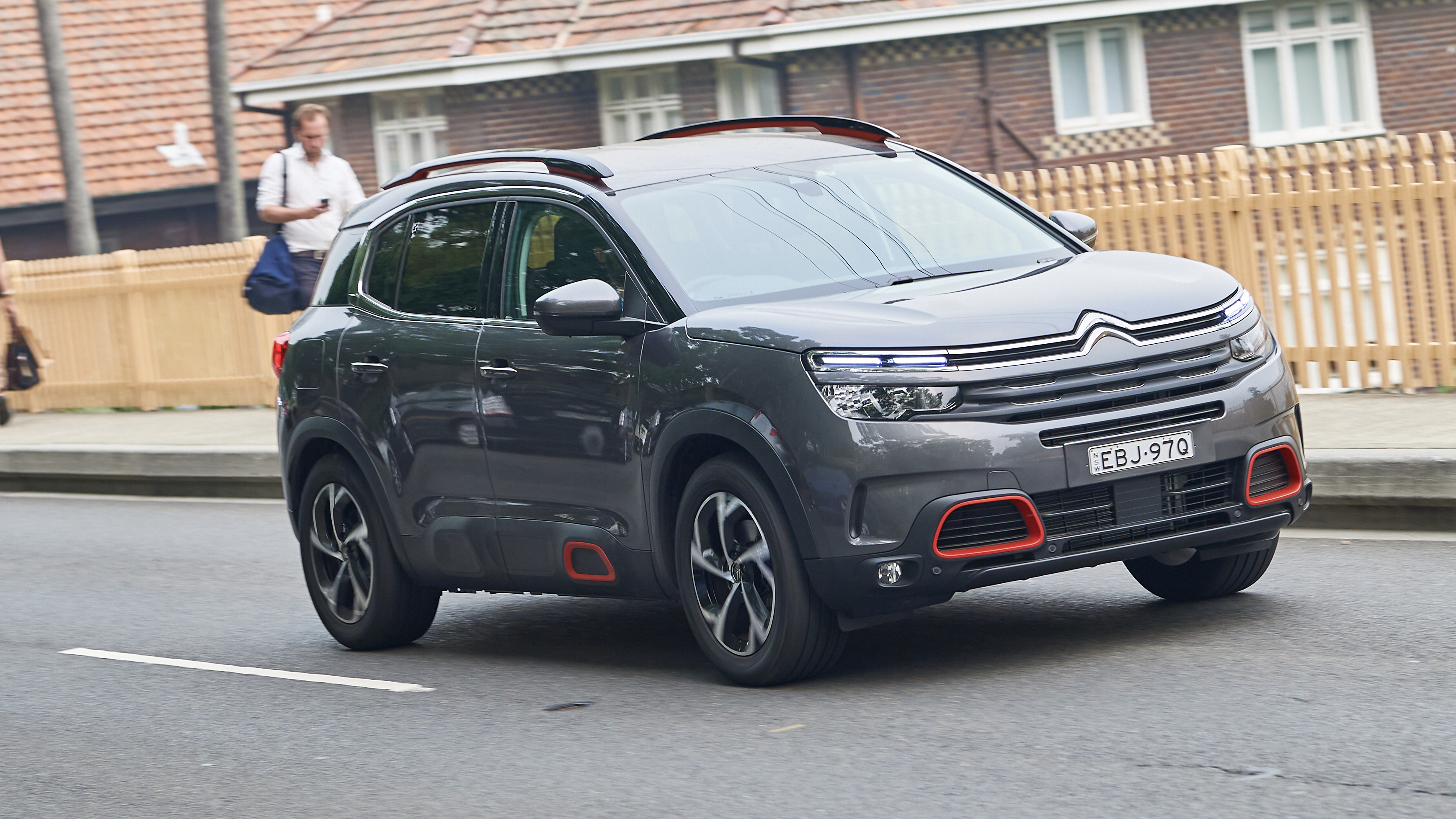 Family Review: 2019 Citroen C5 Aircross Feel