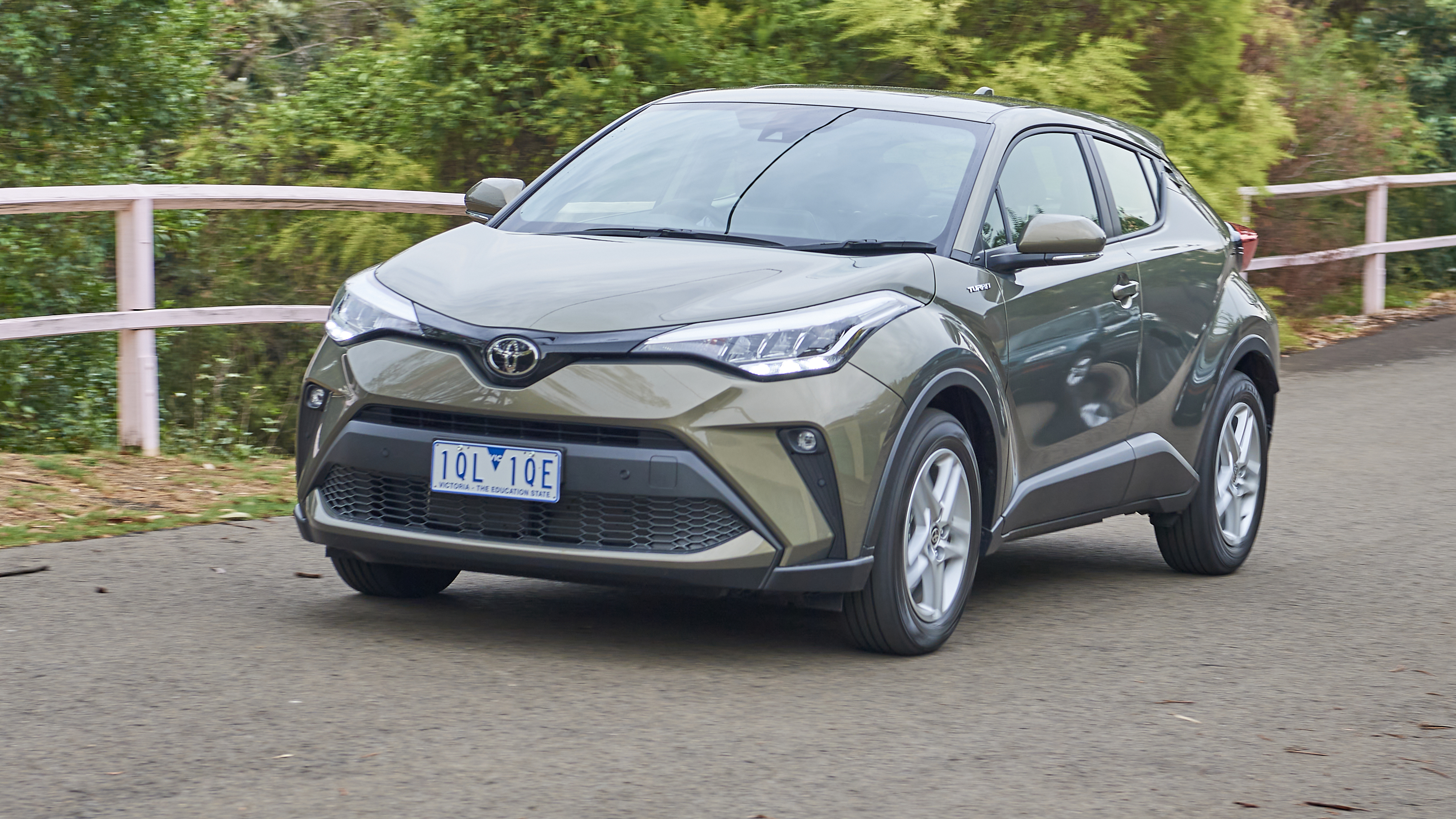 2020 Toyota C-HR 2WD review