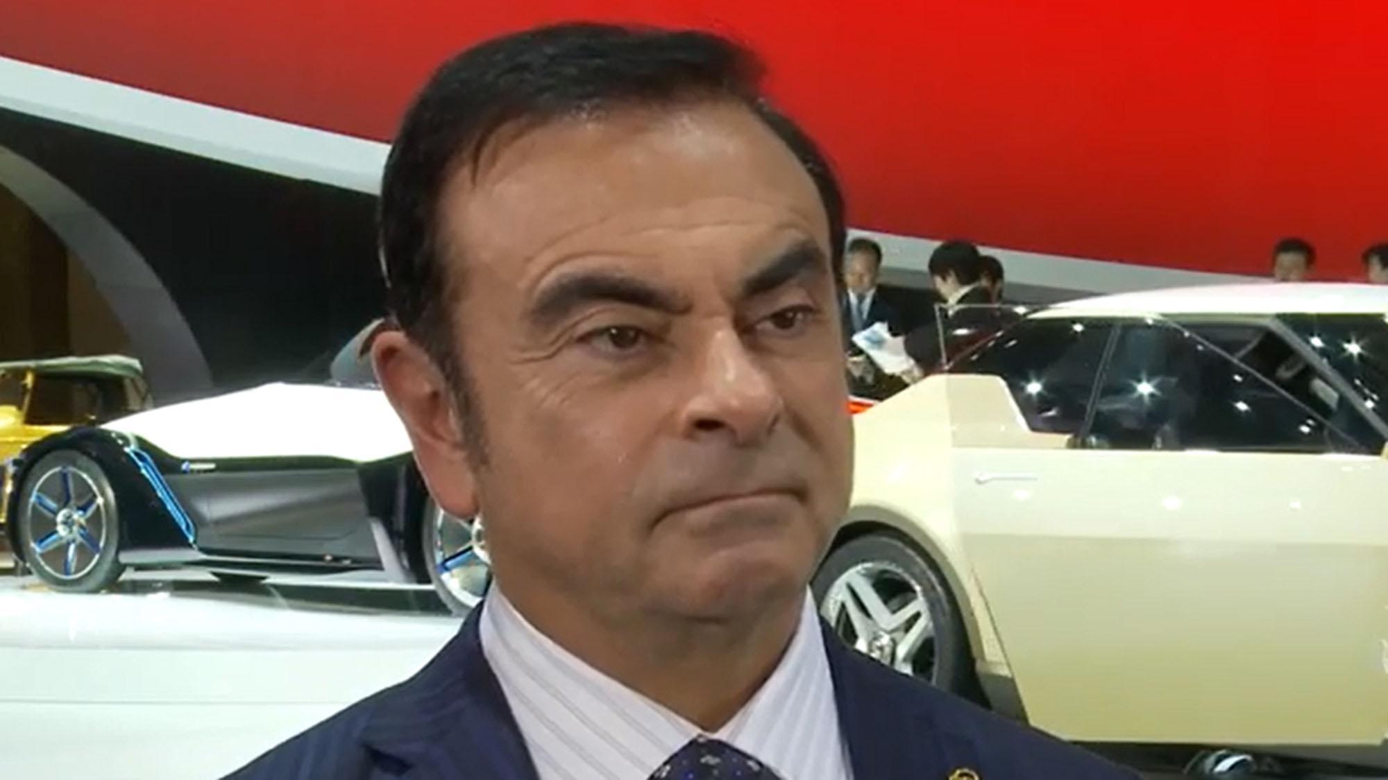 Nissan files $135 million suit against Carlos Ghosn
