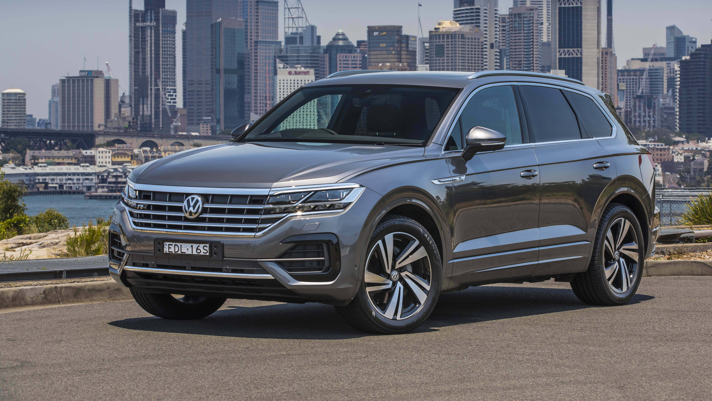 2020 Volkswagen Touareg 190TDI Premium review