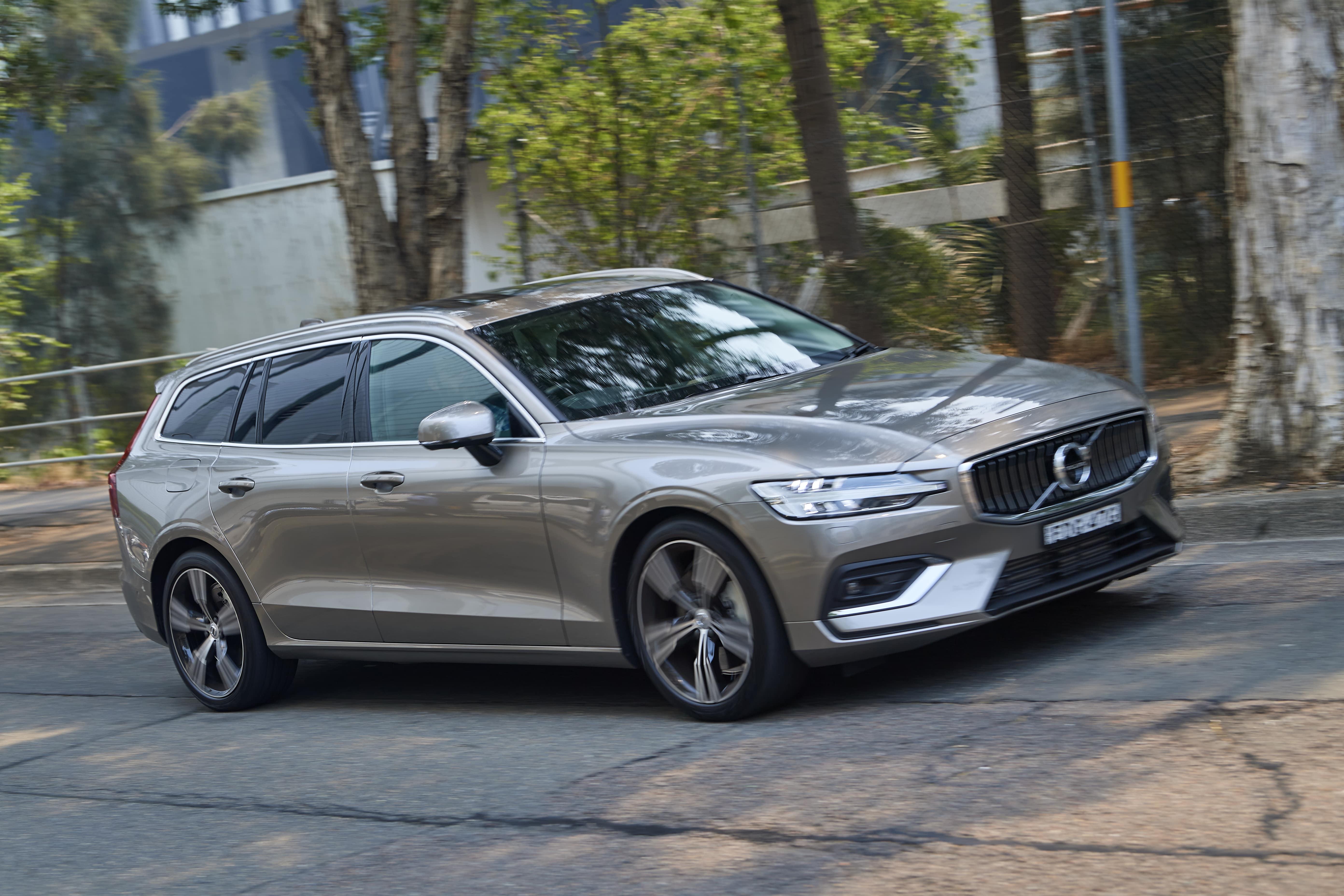 Touring Review: 2020 Volvo V60 T5 Inscription