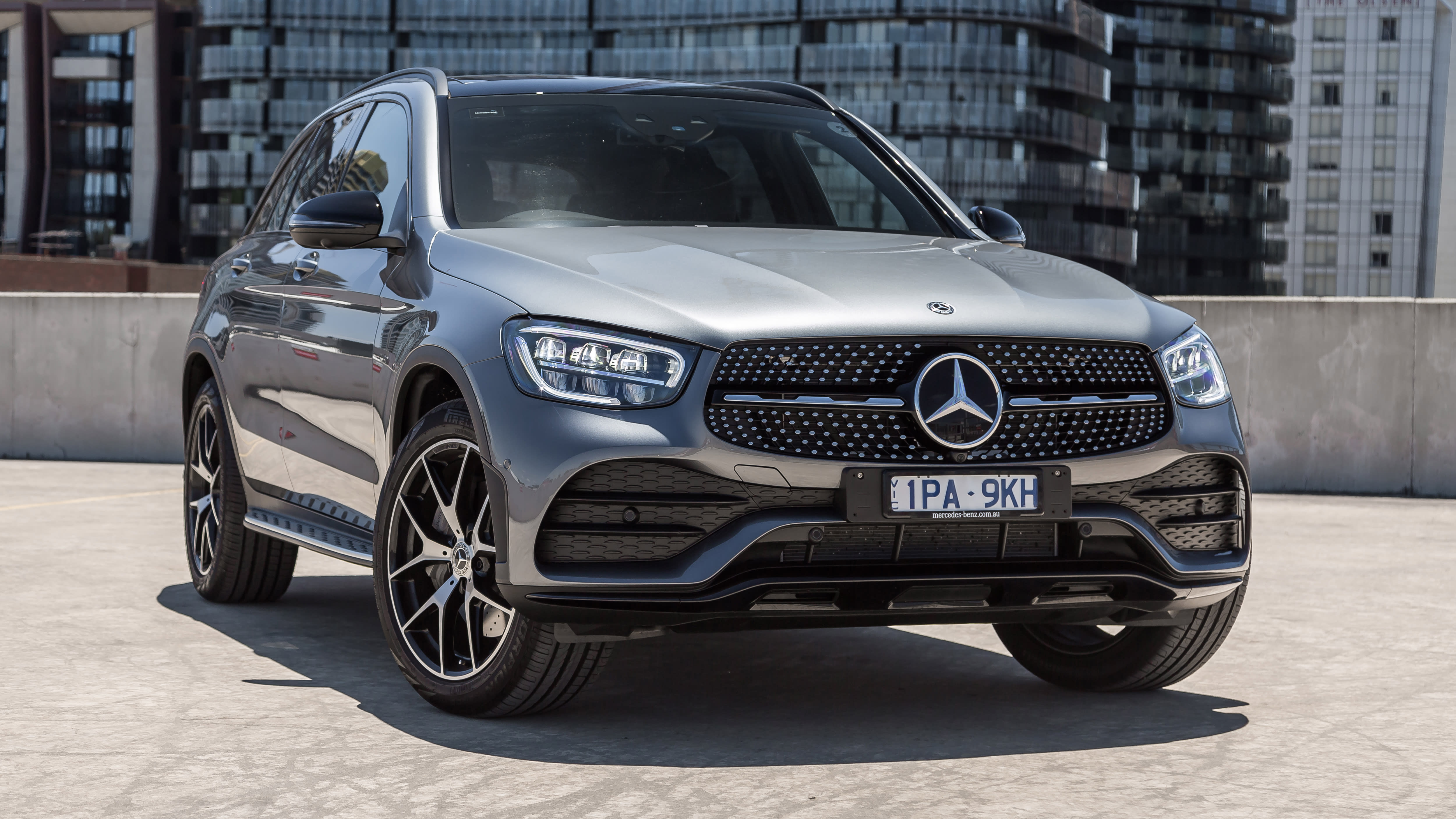 2020 Mercedes-Benz GLC200 review